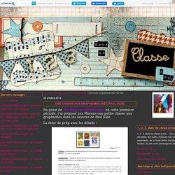 Une chasse aux graphismes avec Paul Klee