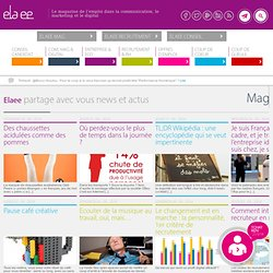 Blog recrutement et chasse de t?te communication, marketing et internet : ELAEE
