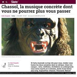 Chassol, la musique concrète dont vous ne pourrez plus vous passer