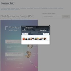 Chat Application Design