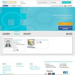 Chat con native speaker - Edustation.es