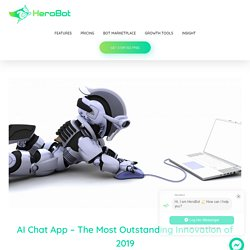 AI Chat App – The Most Outstanding Innovation of 2019