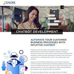AI ChatBot App Development Company