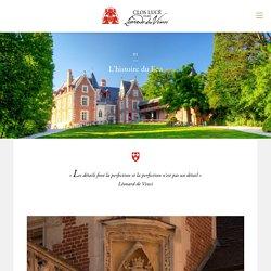 Le Château du Clos Lucé à Amboise, Val de Loire - Le Clos Lucé