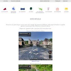 Château de Courances » Visite virtuelle