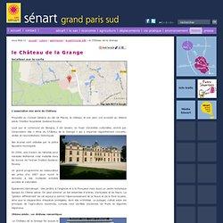 le Château de la Grange - San de Sénart