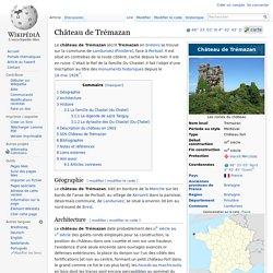 Château de Trémazan
