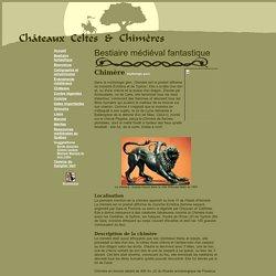 châteaux celtes et chimères : Bestiaire - chimère