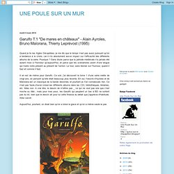 "Garulfo T.1 ""De mares en châteaux"" - Alain Ayroles, Bruno Maïorana, Thierry Leprévost (1995)"