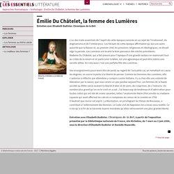 Émilie Du Châtelet, la femme des Lumières
