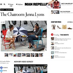 The Chatroom: Jenna Lyons