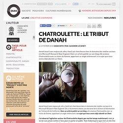 Chatroulette : le tribut de danah