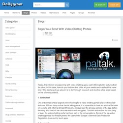 Begin Your Bond With Video Chatting Portals » Dailygram ... The Business Network