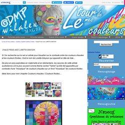 Chaud/Froid avec LORETTA GRAYSON - Le tour de mes couleurs