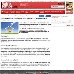 Chaudière: des économies avec les fumées de combustion - Argent