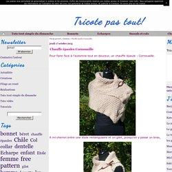 Chauffe-épaules Cornouaille
