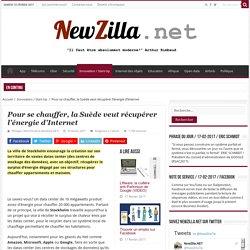Pour se chauffer, la Suède veut récupérer l'énergie d'Internet - NewZilla.NET