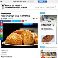 CHAUSSONS AUX POMMES - Momix en Famille