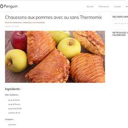 » Chaussons aux pommes avec ou sans Thermomix