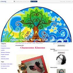 Chaussons Kimono - Tricoti-tricota-tricoton !!!