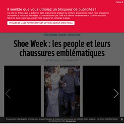 doc 10 Kurt Cobain et ses Converse Chuck Taylor All Star - Shoe Week : les people et leurs chaussures emblématiques - Grazia.fr