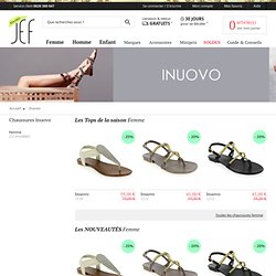 Chaussures Inuovo en Soldes