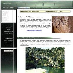 Chauvet cave, France.