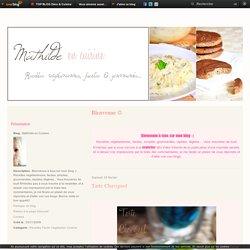 Tarte Chavignol - Mathilde en Cuisine