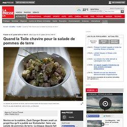 Quand la Toile chavire pour la salade de pommes de terre