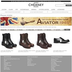 Cheaney Aviator from Cheaney
