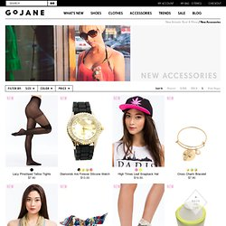 New Stuff : GoJane.com