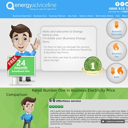 Cheap Energy for Small Business