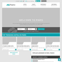 Looking For Cheap Accommodation In Paris - Tripinc