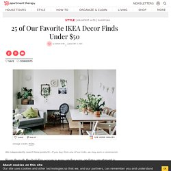 Cheap Thrills: The Best Decor Items at IKEA Under $50