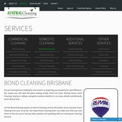 Austral Cleaning 0733332121