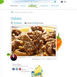 How to make Chebakia Recipe?