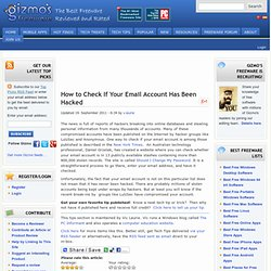How to Check If Your Email Account Has Been Hacked