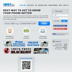 IMEI.info