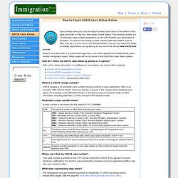 How to Check USCIS Case Status: Online, Phone, Email and InfoPass