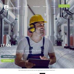 Digitale checklists, tasks, audits & werkinstructies