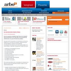 50 checkpunten tegen stress - Arbo Online