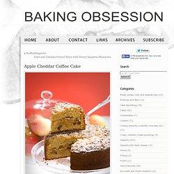 Apple Cheddar Coffee Cake