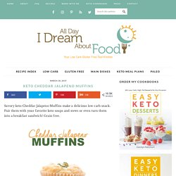 Cheddar Jalapeno Muffin