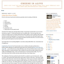 Cheese Is Alive