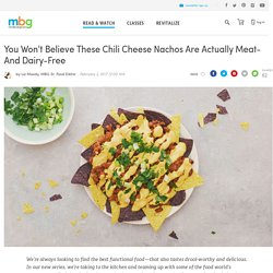 Best Vegan Chili Cheese Nachos Recipe - mindbodygreen