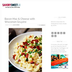 Bacon Mac & Cheese Recipe