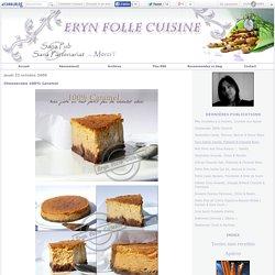 Cheesecake 100% Caramel