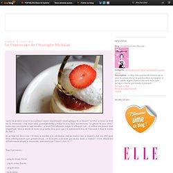 Le Cheesecake de Christophe Michalak - ma.patisserie.over-blog.com