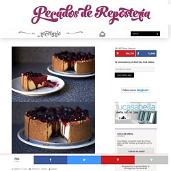 New York Cheesecake - Pecados de Reposteria