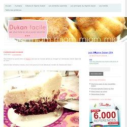 Mes recettes faciles du régime Dukan